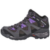 Salomon Sector Mid GTX Hiking Shoes Women asphalt/black/rain pu